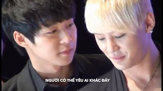 YooSu FMV - Who do you love (The Black Skirts)