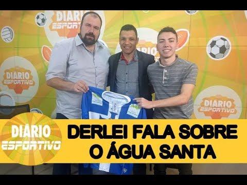 Diário Esportivo recebe o ex jogador Derlei