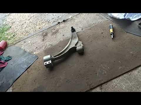 Рычаг передней подвески Шевроле круз
