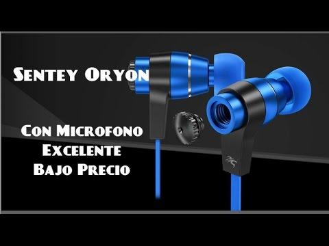 Sentey Oryon Blue Manos Libres Unboxing - Celulares y Tutoriales.