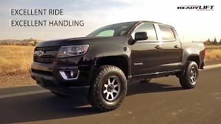 """ReadyLIFT (69-3535): 3.5"""" SST Lift Kit for '15-'19 GM Colorado and Canyon"""