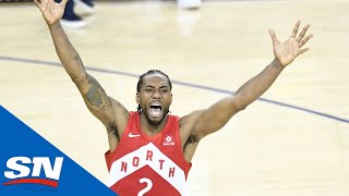 Tim and Sid | Raptors Fans Explode Over First NBA Championship