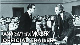 ANATOMY OF A MURDER - Official Trailer [1959] (HD)