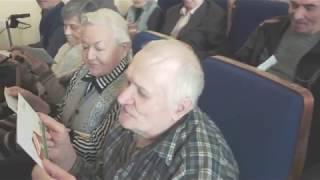 Команда ЖИТЬ в Тарусском доме-интернате для престарелых