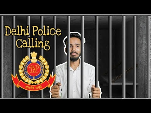 Delhi Police Calling | Ft. Humor on Steroids Kunal | Hindi Short Film
