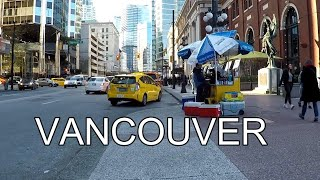 Vancouver, Canada | Walking Tour