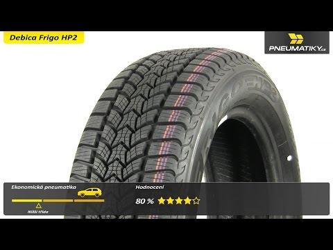 Youtube Debica Frigo HP2 215/60 R16 99 H XL Zimní