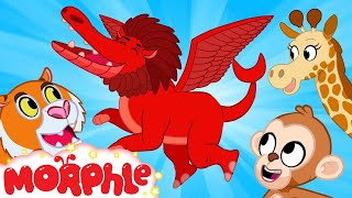The Missing Animals - My Magic Pet Morphle | Cartoons For Kids | Morphle TV | BRAND NEW