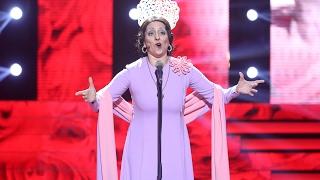 Yolanda Ramos Imita A Estrellita Castro - Tu Cara Me Suena
