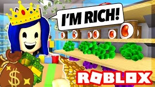 MY TYCOON EMPIRE! I'M RICH!! | Roblox Retail Tycoon