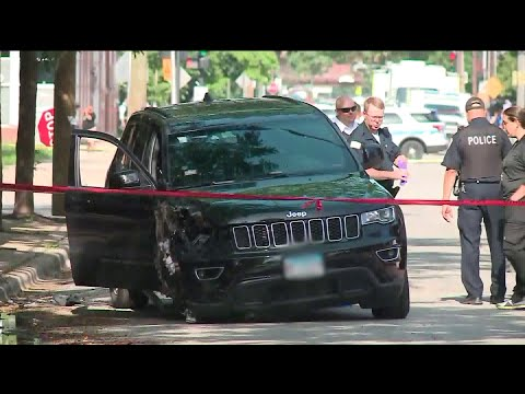 Off-duty CPD officer shot in head while driving responsive after surgery