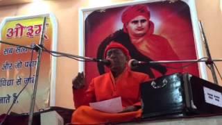 Stuti at Arya Samaj by Swami Ramswarup Ji
