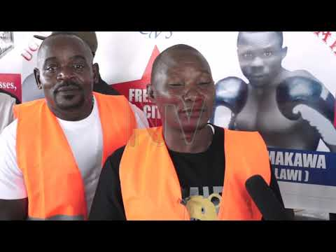 MEXICAN ON THE PROWL: Lukyamuzi set to face Malawian pugilist in tune-up fight