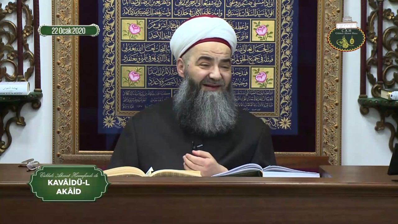 Kavâidü'l Akâid Dersi 24. Bölüm