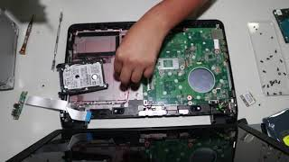 Upgrading/Replacing the hard drive in a Laptop with a solid
