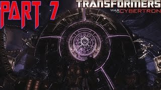 To The Core -Transformers: War for Cybertron- part 7