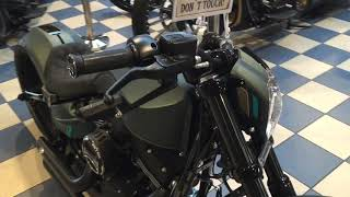 Custom Harley Davidson FXSB Softail Breakout - Harley