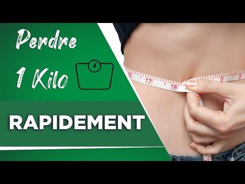 Poids perdre 10 kg en 3 mois
