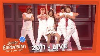 Katya Ryabova - Romeo And Juliet - Russia - 2011 Junior Eurovision Song Contest