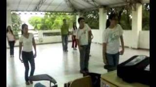 DANCE TUTORIAL, RETRO DANCE COMPETITION, GM BANK
