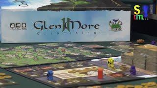 Video-Rezension: Glen More II Chronicles