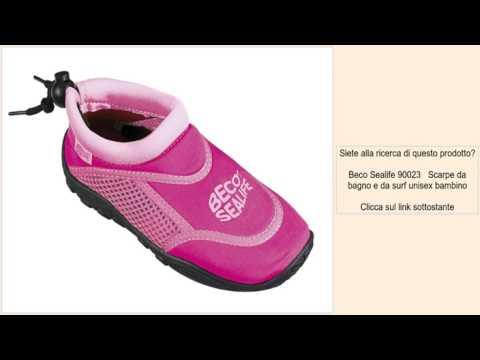 Beco Sealife 90023   Scarpe da bagno e da surf unisex bambino