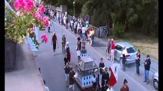 preview picture of video 'Festumzug 600 Jahre Stadtrecht Crimmitschau Teil 1 von 5'