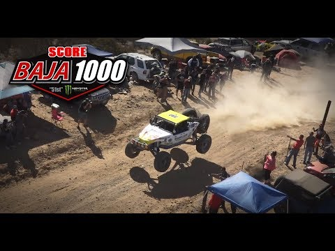 2018 SCORE Baja 1000 Highlights