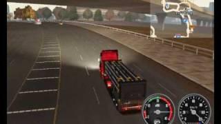 18 Wheels of Steel: American Long Haul video