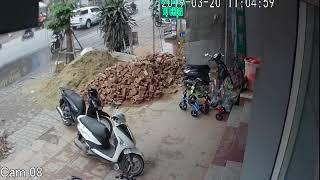 trộm xe sh tại ba hàng ngày 20 tháng 3 năm 2019