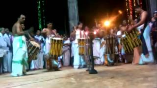 Thayambaka Naliratti Muthal by Margi Students