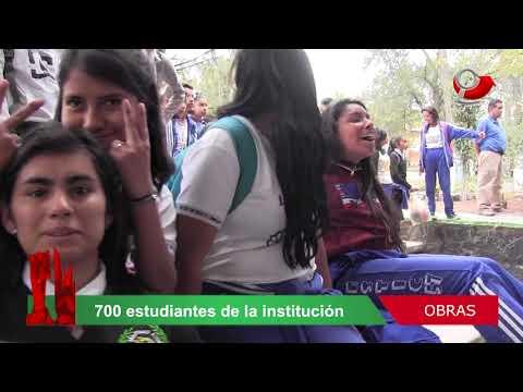 Rehabilitamos escuelas de San Agustín