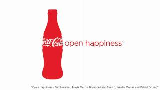 Open Happiness - Coca Cola // Full version w/ lyrics [HD]
