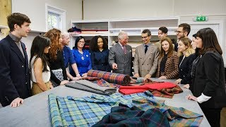 Prince Charles—Yes, That One!—Announces a Capsule Fashion Collection  - News