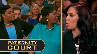 """Woman Accused Of Being """"Trash, Trouble, Triflin'"""" (Full Episode) 