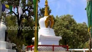 Buddha Temple, Mussoorie