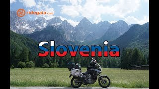 Ep 46 - Slovenia - Motorcycle Trip around Europe