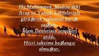 peygamber efendimiz hz. muhammed s.a.v. in kısaca hayatı