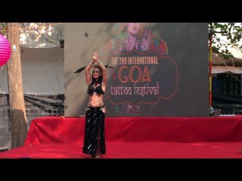 Serpentine Sword Fusion Bellydance by Purna Shakti