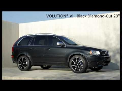 HEICO SPORTIV - VOLUTION® wheels for your Volvo XC90