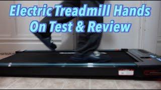 CITYSPORTS Portable Home Treadmill Unboxing! Worth it?
