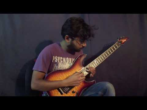 An original composition - New Wave (Raga Ashabori)