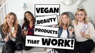Our Favorite VEGAN Beauty Products - Cruelty-Free Makeup, Hair, and Skincare