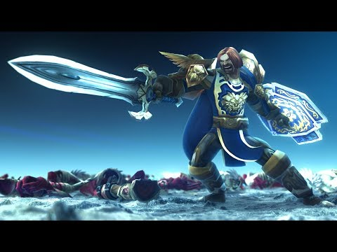World of Warcraft Fan Remasters One of Wrath of the Lich King's Most Iconic Cinematics