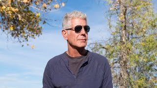 """How Anthony Bourdain got """"the best job in the world"""""""