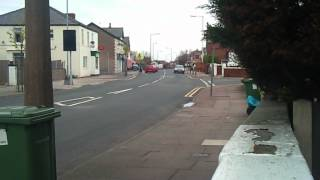 preview picture of video 'SPEEDING TRAFFIC, RUFFORD ROAD, SOUTHPORT'
