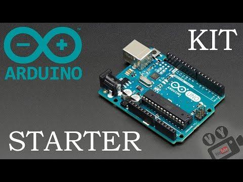 Стартовый набор Arduino UNO R3 из Китая. Обзор компонентов / Starter kit Arduino UNO R3 from China