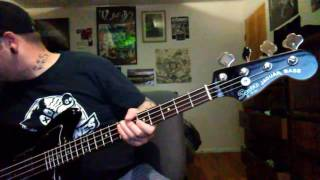 Adam And The Ants - Beat My Guest (bass cover)