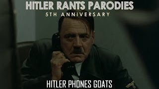 Hitler phones Goats