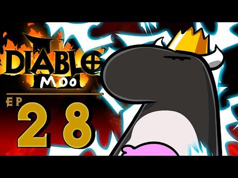 DiabLoL 2: Kraví úroveň neexistuje
